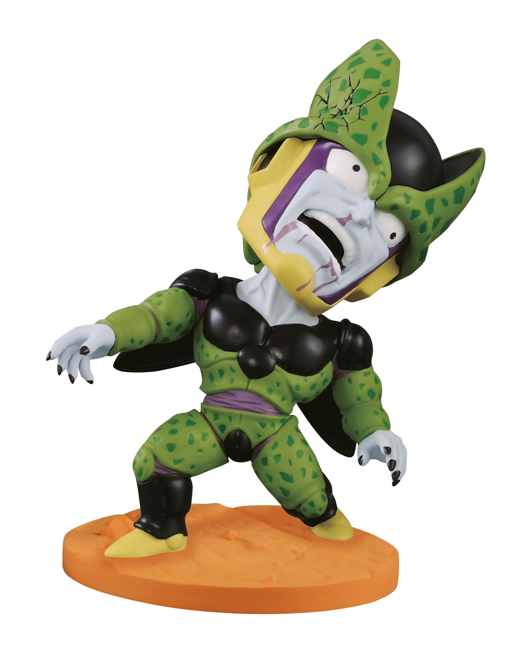 Dragon Ball Z Figure Bobble-Head Figure Cell Ver. A 12 cm