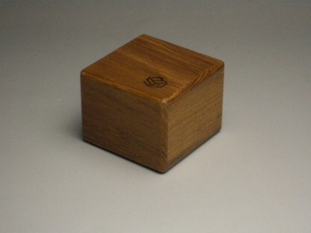 KARAKURI SMALL CUBE BOX #7