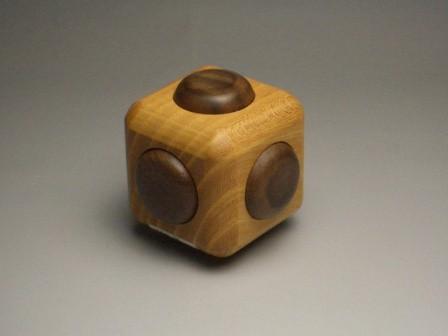 KARAKURI SMALL CUBE BOX #8