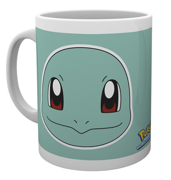 Pokemon - Mug 300 ml / 10 oz - Squirtle Face