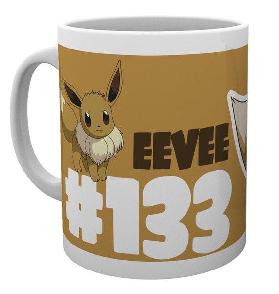 Pokemon - Mug 300 ml / 10 oz - Eevee 133
