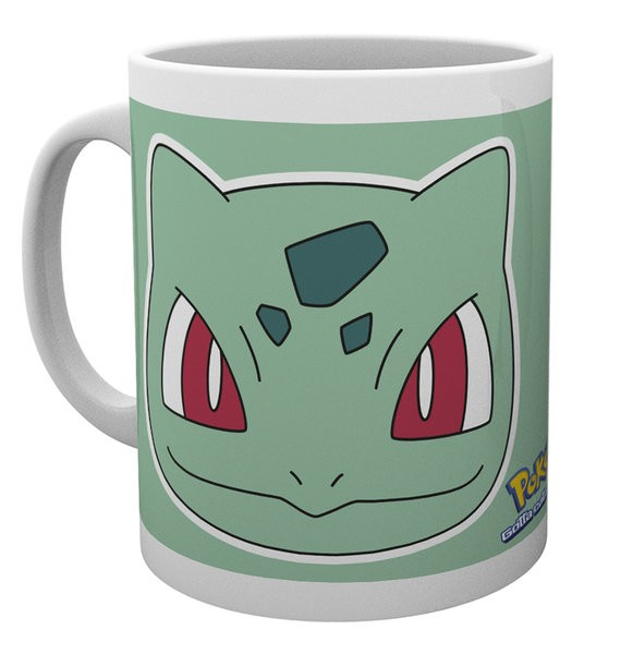 Pokemon - Mug 300 ml / 10 oz - Bulbasaur Face