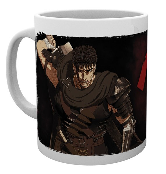 Berserk - Mug 300 ml / 10 oz - Logo