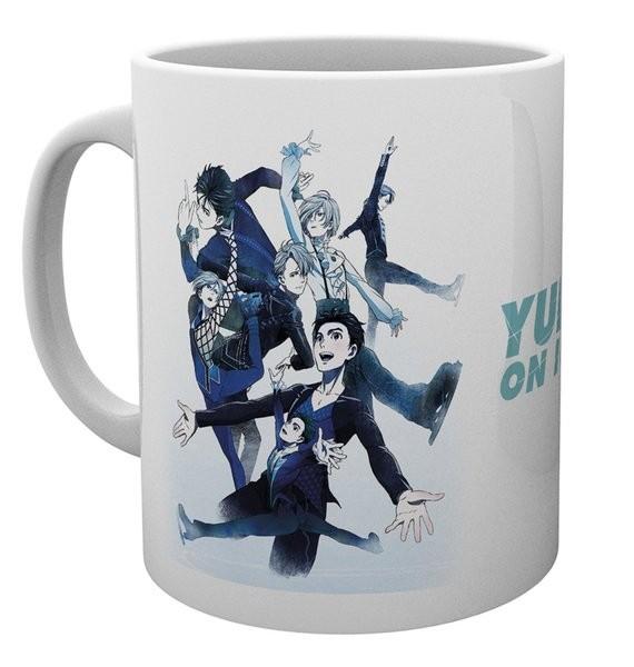 Yuri on Ice - Mug 300 ml / 10 oz - Key Art