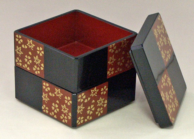 Lacquer Box - Syunjyu Case
