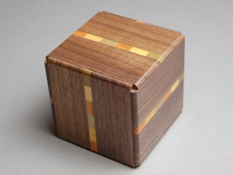 NEW SECRET BOX NS1 - 6 STEPS