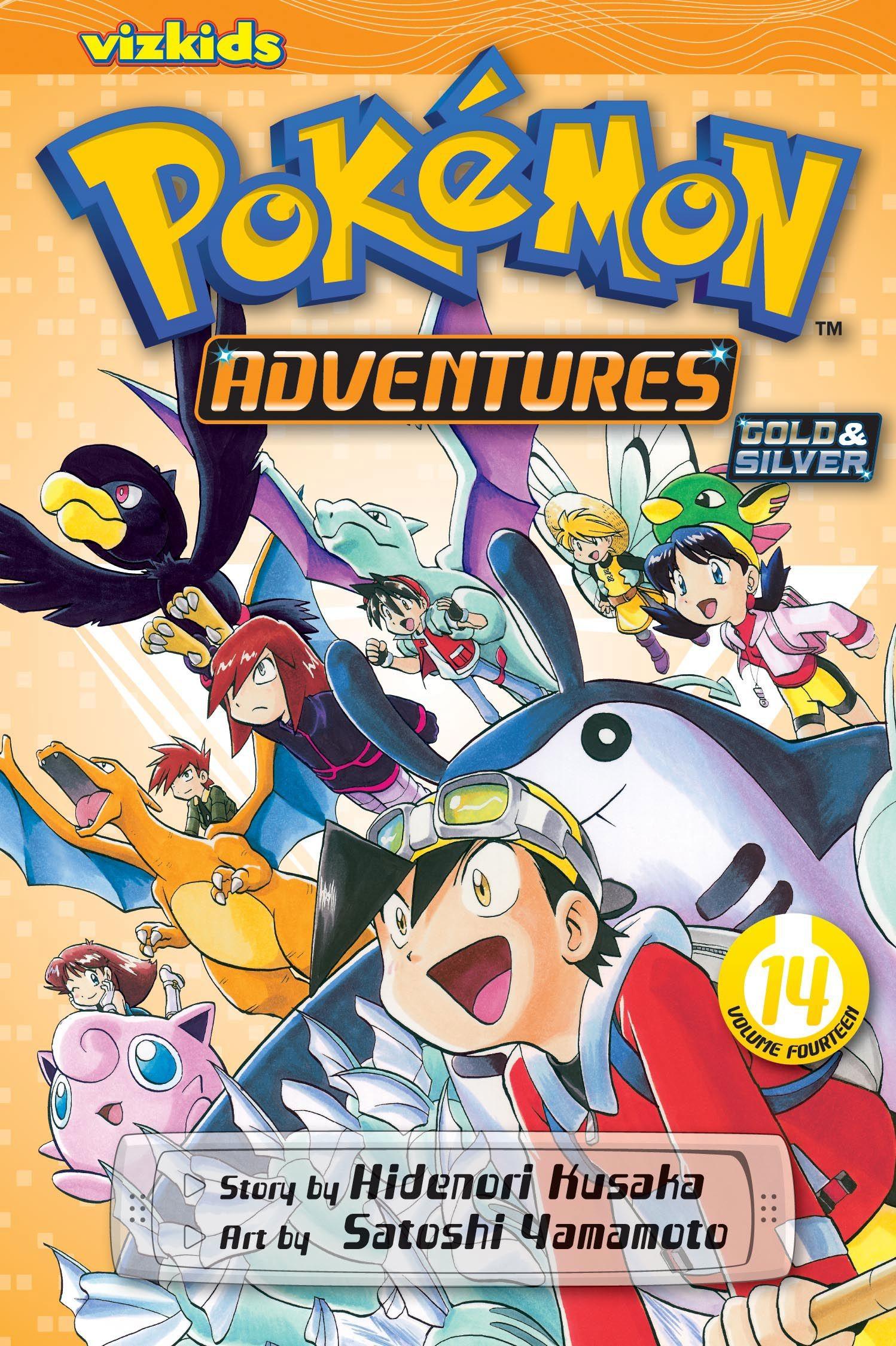 Pokémon Adventures, Vol. 14 by Hidenori Kusaka