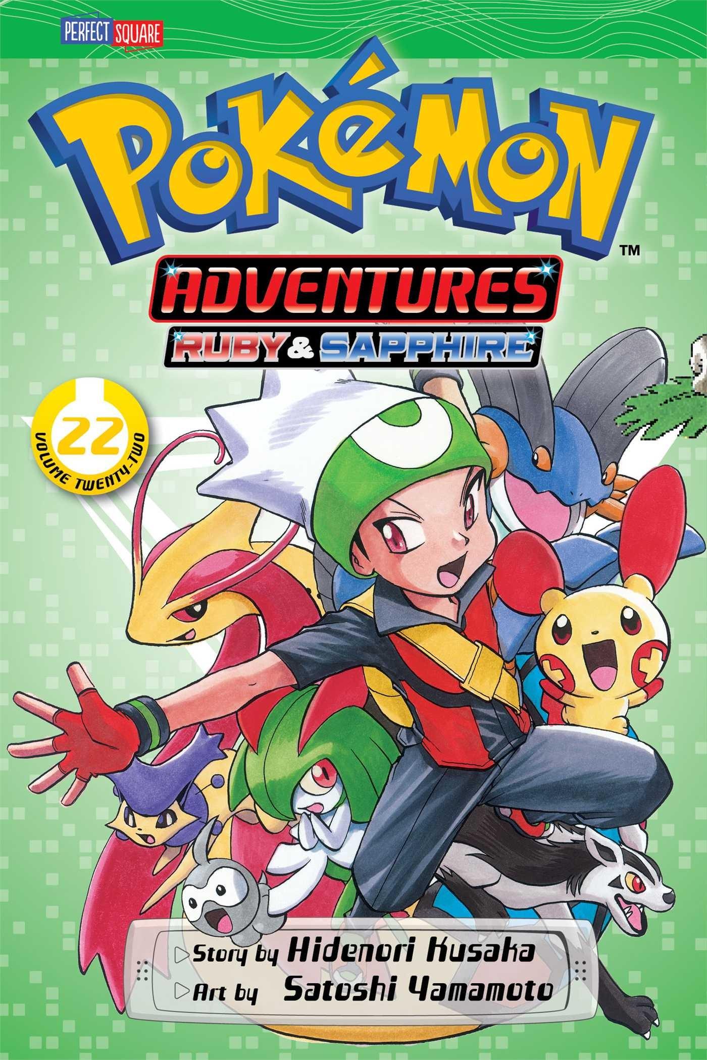 Pokémon Adventures, Vol. 22 by Hidenori Kusaka