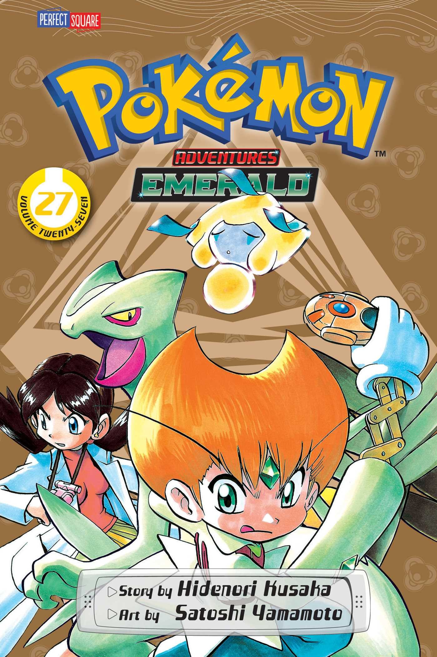 Pokémon Adventures, Vol. 27 by Hidenori Kusaka