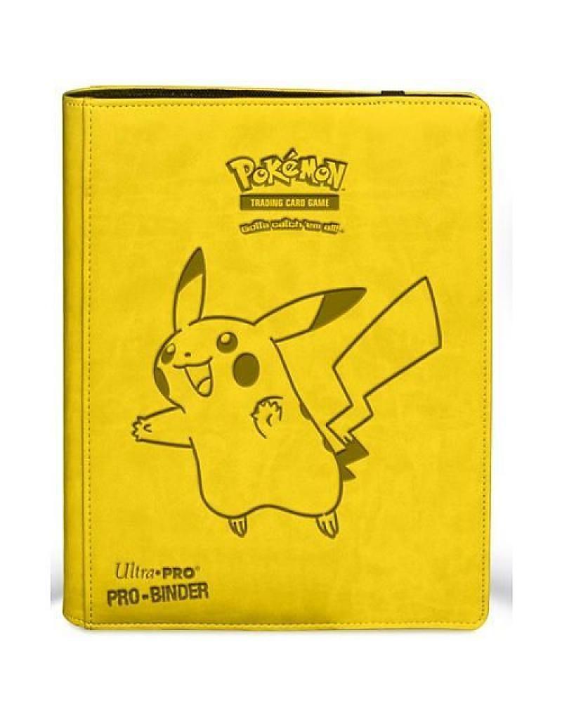 Pokemon TCG Pikachu Premium PRO-Binder