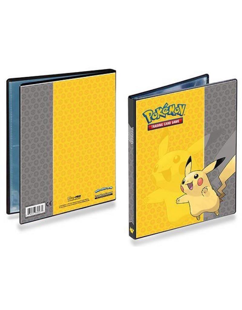 Pokemon TCG Pikachu Pro Binder