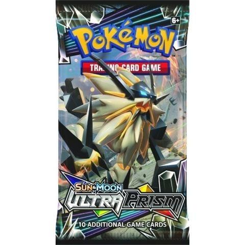 Pokemon TCG Sun & Moon #5 Ultra Prism Booster Pack