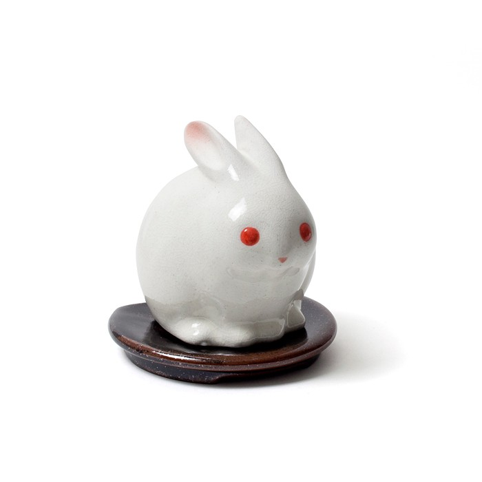 Shoyeido - Incense Burner - Rabbit