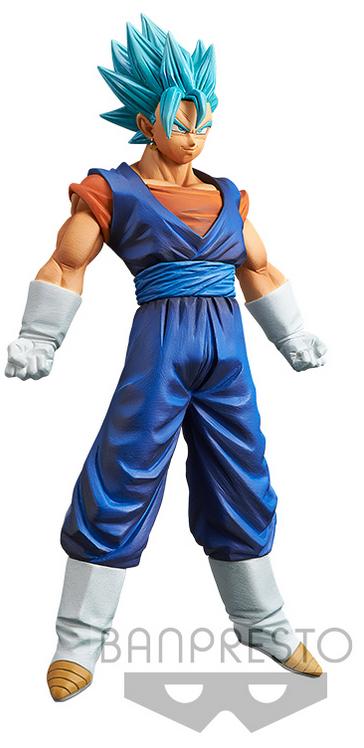 Dragon Ball Super DXF -The Super Warriors- Vol.3 - Super Saiyan God Super Saiyan Vegetto - 18cm