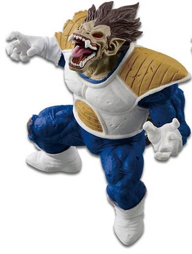 Dragon Ball Z Figure Creator X Creator – Great Ape Vegeta 13cm