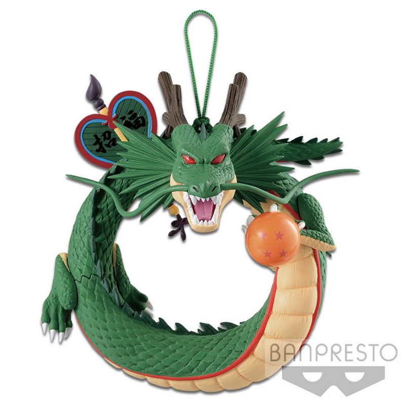 Dragon Ball Figure Shenron New Year Decoration 13cm