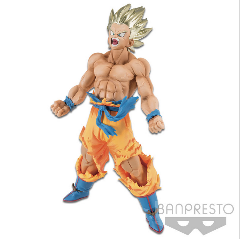 Dragon Ball Z Blood of Saiyans Figure Son Goku 18cm