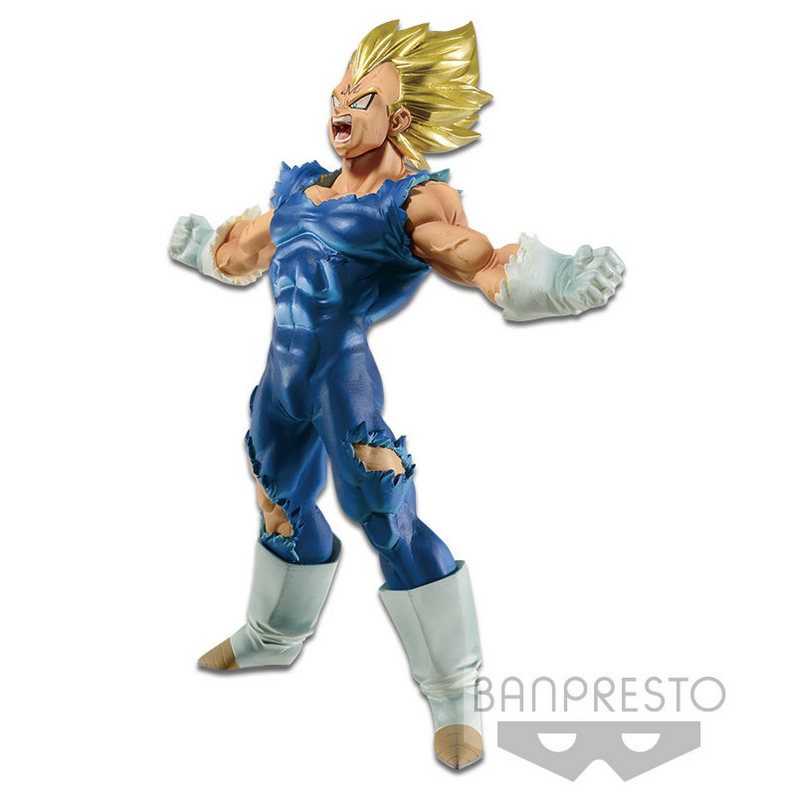 Dragon Ball Z Figure Blood of Saiyans Figure Majin Vegeta 17cm