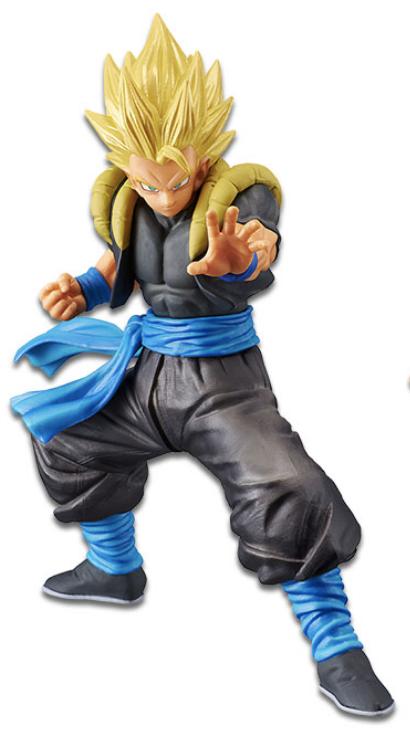 Super Dragon Ball Heroes Figure DXF Vol. 3 Gogeta Xeno