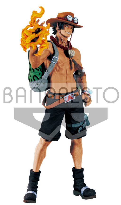 One Piece BIG Size Figure Portgas. D. Ace