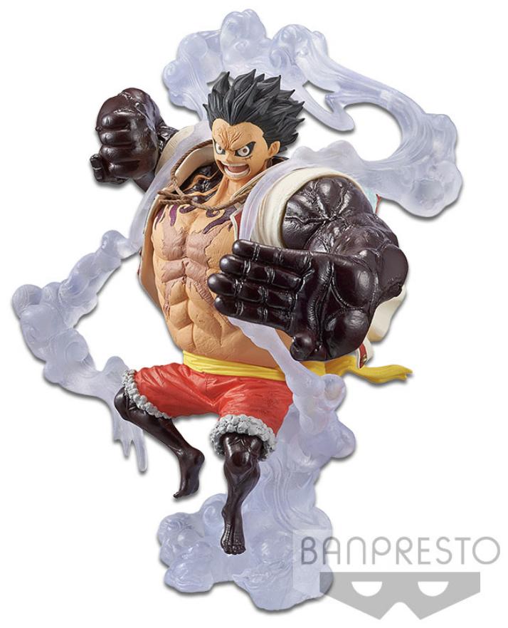 One Piece Figure King of Artist - Monkey D. Luffy - The Bound Man