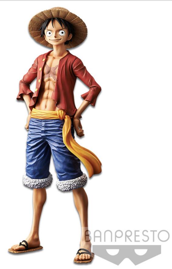 One Piece Figure Grandista - The Grandline Men - Monkey D. Luffy