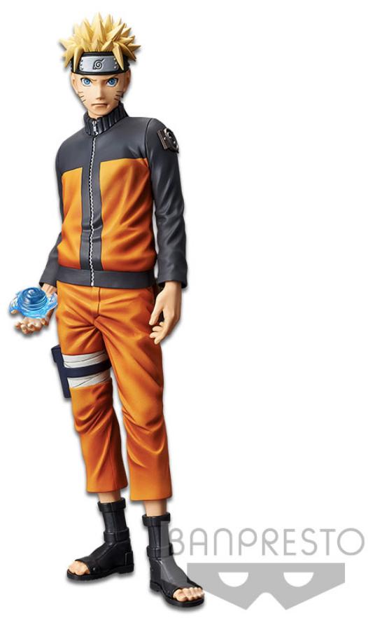Naruto Shippuden Figure Grandista - Shinobi Relations - Uzumaki Naruto