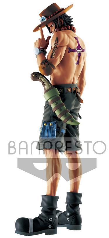 One Piece BIG Size Portgas. D. Ace Memory Figure