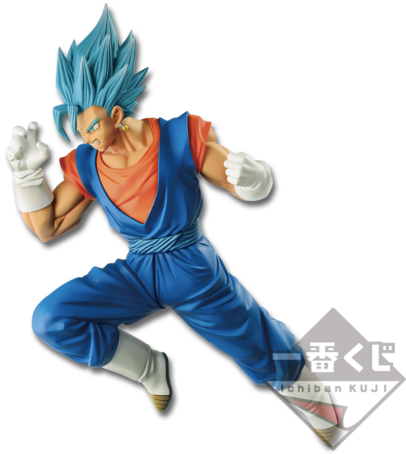 Dragon Ball Super Figure In Flight Fighting Figure Super Saiyan Blue Vegito