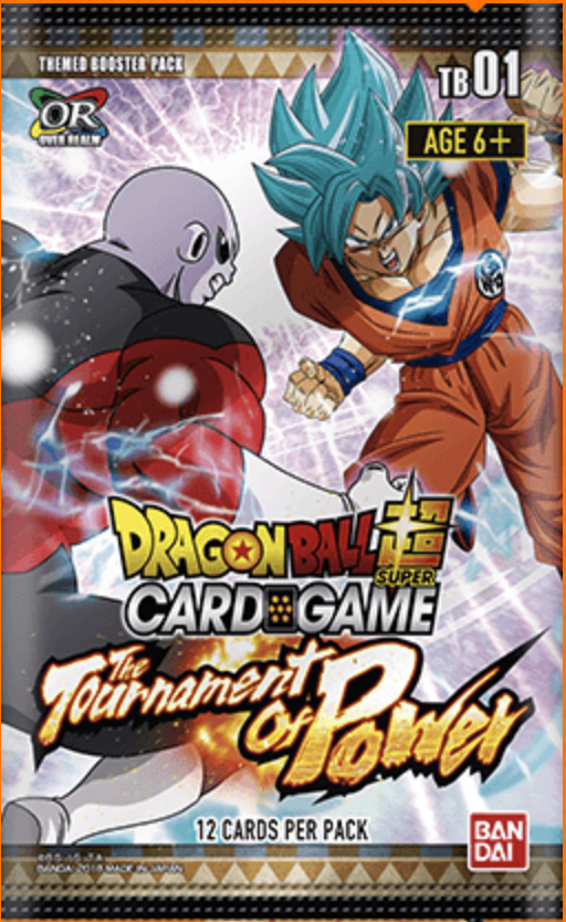 Dragon Ball Super TCG: Tournament of Power Booster Pack