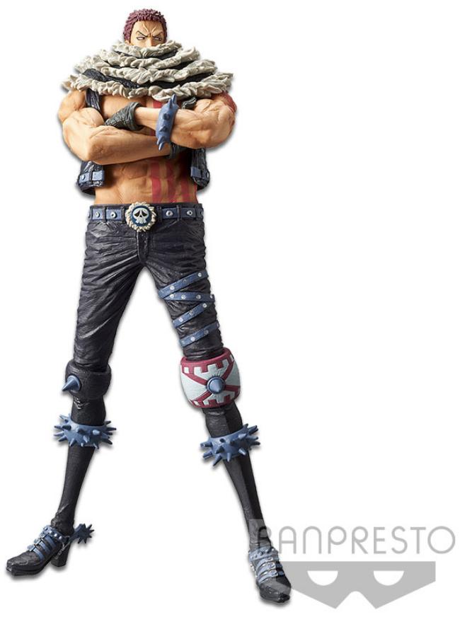 One Piece Figure King of Artist Charlotte Katakuri