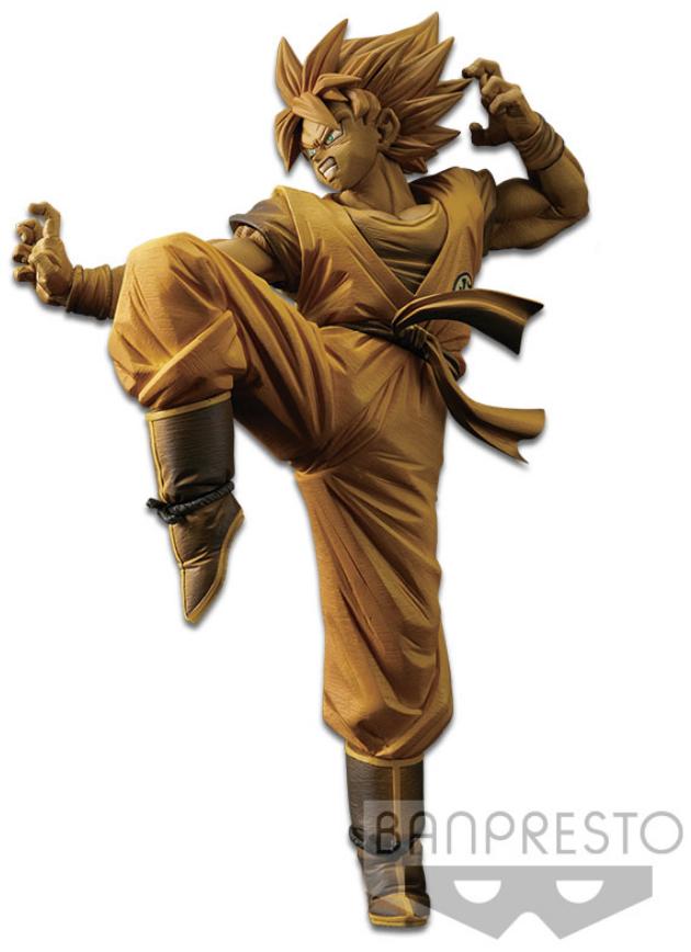 Dragon Ball Super Figure Son Goku Fes!! Vol. 8 Super Saiyan Son Goku