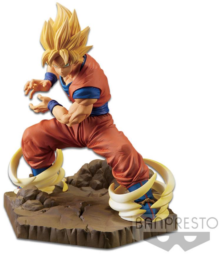 Dragon Ball Z Figure Absolute Perfection Son Goku