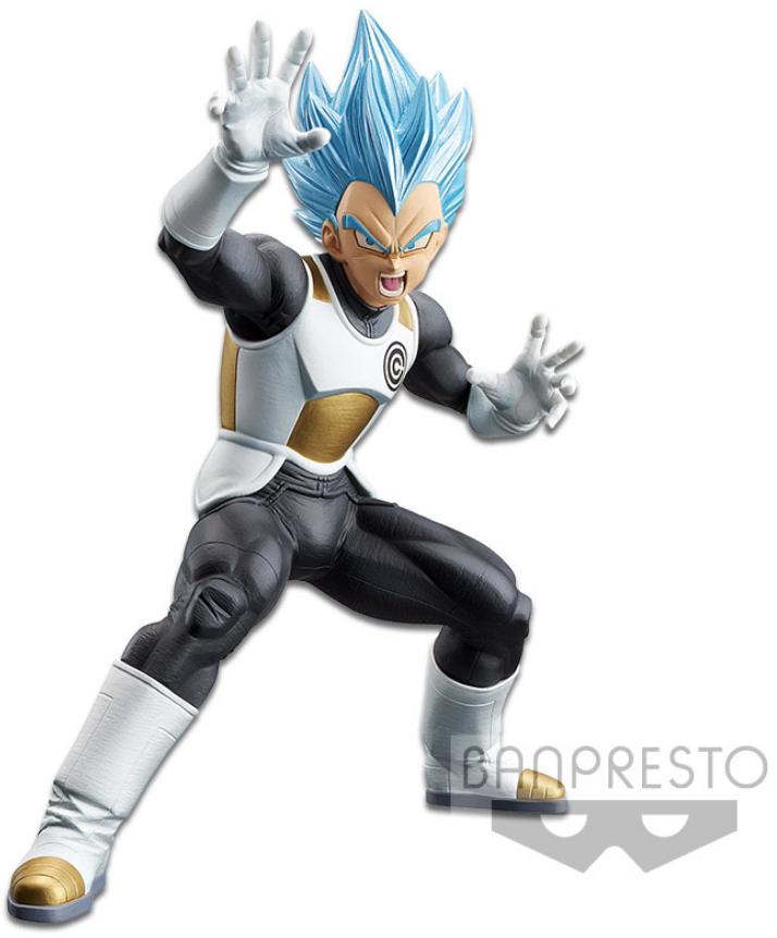 Super Dragon Ball Heroes Figure Transcendence Art Vol. 2 Vegeta