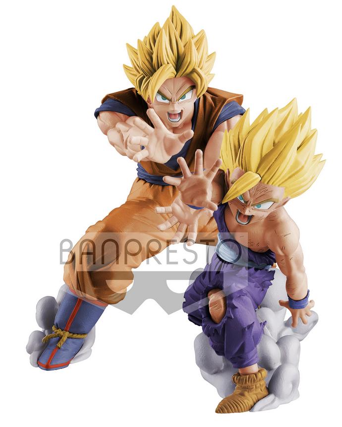 Dragon Ball Z Figure VS Existence Goku & Gohan