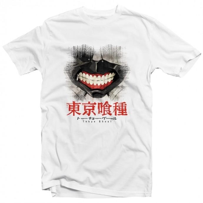 """T-SHIRT TOKYO GHOUL """"GANTAI"""" Large"""