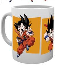 Dragon Ball Z - Mug 300 ml - Goku Kid