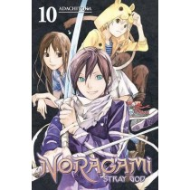 Noragami, Vol. 10 by Adachitoka