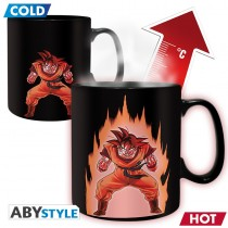 Dragon Ball Z - Mug 460 ml - Heat Mugs Goku / Shenron