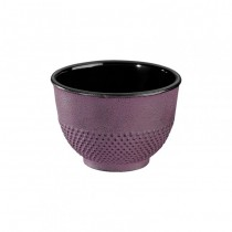 Cup -  Arare Purple - Cast Iron