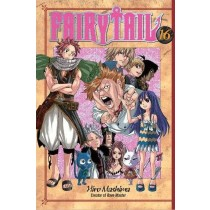 Fairy Tail, Vol. 16 by Hiro Mashima