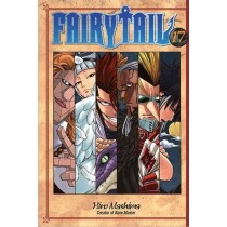 Fairy Tail, Vol. 17 by Hiro Mashima