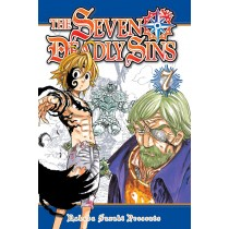 The Seven Deadly Sins, Vol. 7 by Nakaba Suzuki