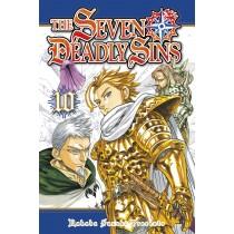 The Seven Deadly Sins, Vol. 10