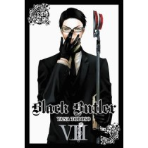 Black Butler, Vol. 08