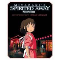 Spirited Away Picture Book by Hayao Miyazaki