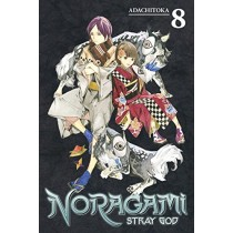 Noragami, Vol. 8 by Adachitoka