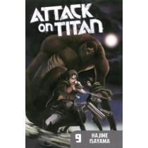 Attack on Titan, Vol. 09 by Hajime Isayama