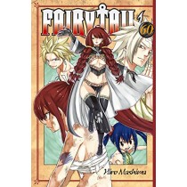 Fairy Tail, Vol. 60 by Hiro Mashima