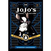 JoJo's Bizarre Adventure: Part 3-8 by Hirohiko Araki
